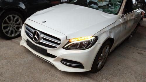 Sucata Peças Acessórios Mercedes Benz C180 2015 156cv
