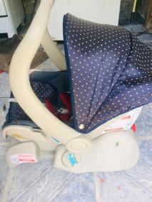 Bebê Conforto Com Base Galzerano