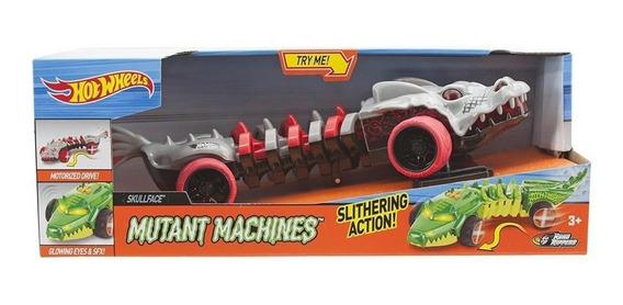 Veículos Hot Wheels Mutant Machines Com Luz E Som Dtc