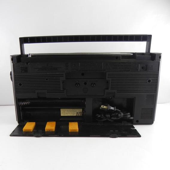 Rádio Toca Fitas K7 General Eletric Ge 3-5452a - Usado C/ Defeito