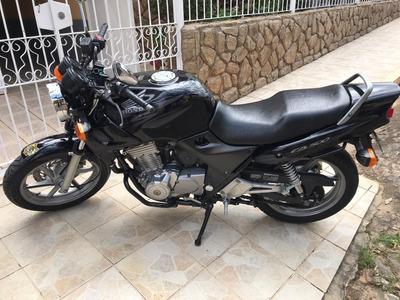 Honda Cb500 Ano 2000/2001 Novíssima!!!