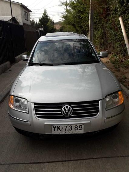 Volkswagen Passat Flamante Cuero Sun Roof Jollita Al Dia