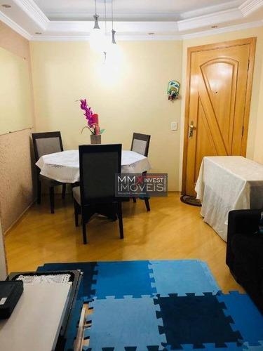 Imagem 1 de 14 de Apartamento Com 2 Dormitórios À Venda, 50 M² Por R$ 280.000,00 - Imirim - São Paulo/sp - Ap0914