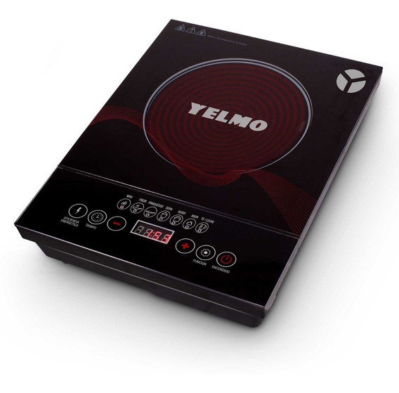 Anafe Eléctrico Vitrocerámico Yelmo An 9901