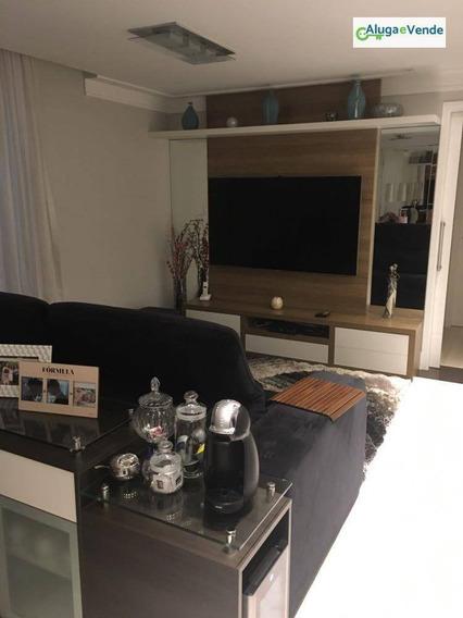 Apartamento Com 2 Dormitórios À Venda, No Condomínio Supera Por R$ 550.000 - Vila Augusta - Guarulhos/sp - Ap0063