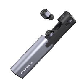 Awei T8 Bt Fone De Ouvido Tws In- Orelha Earbuds Sem Fio Com