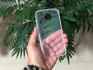 Capa Transparente Motorola