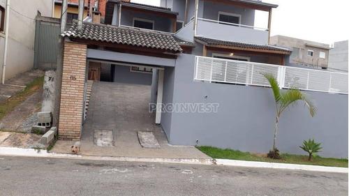 Casa Com 3 Dormitórios À Venda Com 300 M². Parque Das Rosas Fase 2 - Cotia/sp - Ca16376