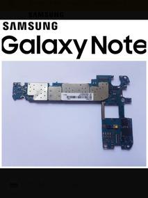 Placa Principal Galaxy Note 5 + Brindes