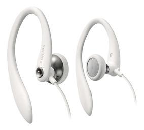 Fone De Ouvido Philips Esportivo Shs3300wt/10 Branco