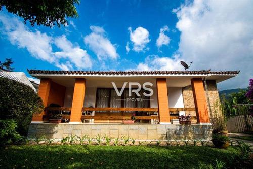 Imagem 1 de 30 de Casa Com 4 Dormitórios À Venda, 264 M² Por R$ 990.000,00 - Araras - Teresópolis/rj - Ca0399