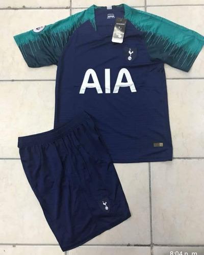 Tottenham Uniforme Azul Mercado Libre