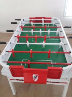 Metegol Familiar De River Plate El Del Mas Grande !!!