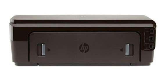 Impresora a color HP OfficeJet 7110 con wifi 110V/220V negra