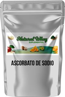 Vitamina C Ascorbato De Sodio 1 Kilo Envío Gratis