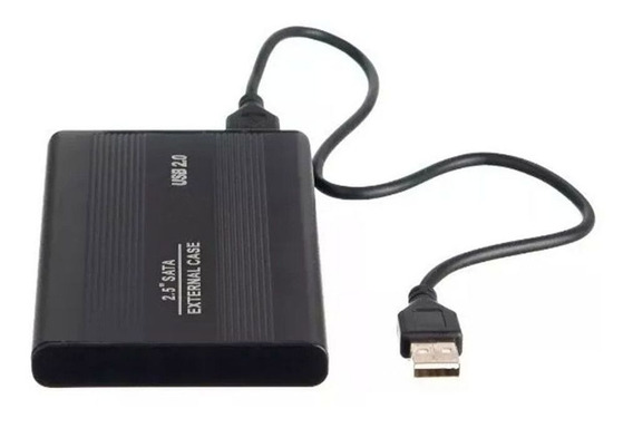 Hd Externo Portátil 160gb Usb 2.0 Pc Notebook Xbox