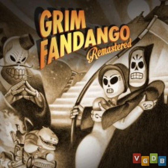 Grim Fandango Remastered - Pc Mídia Digital