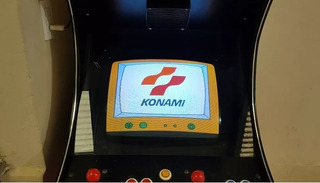 Arcade Konami Los Sipmson
