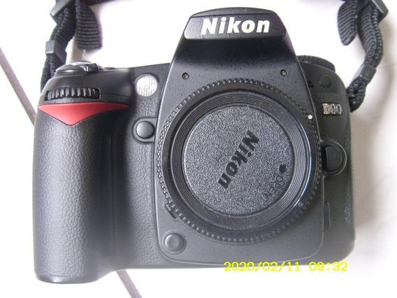 Nikon D 90 -14 Mil Cliks