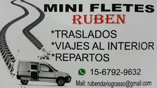 Mini Fletes Encomiendas Viajes Al Interior