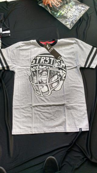 Camiseta Z Clothing Masculina (helmet Girl)