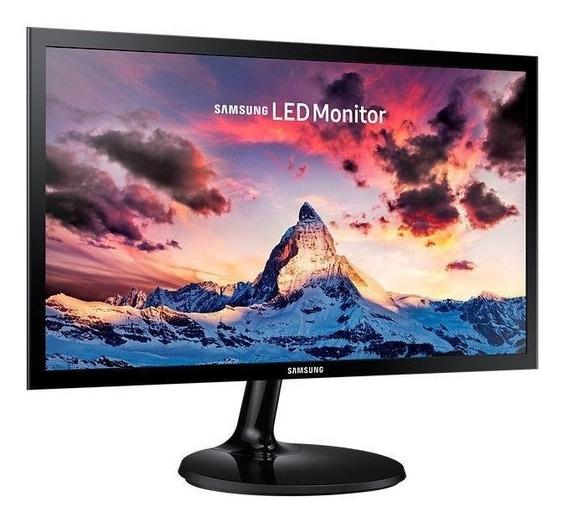 Monitor Samsung 24 C24 F350 Hdmi Full Hd Vesa 75x75 4ms