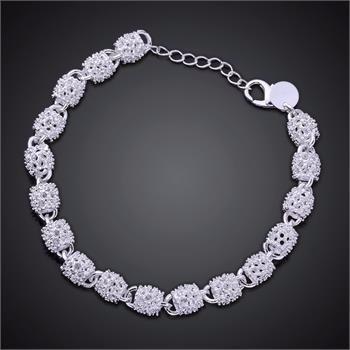 Pulseira Bracelete Prata 925