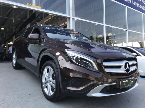 Gla200 + Teto + Park Assist - Cor Exclusiva