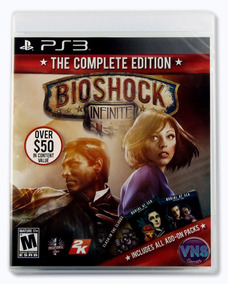 Bioshock Infinite The Complete Edition - Ps3 - Lacrado