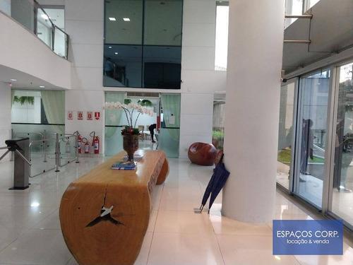 Conjunto Para Alugar, 160m² - Pinheiros - São Paulo/sp - Cj2199