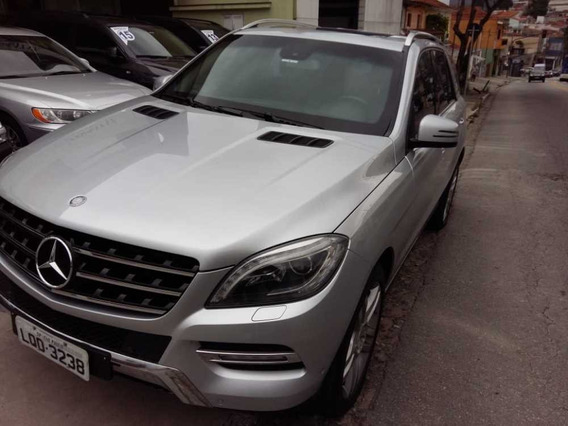 Mercedes Benz Ml350 2013 Blindada