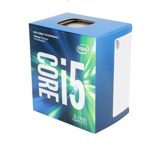 3260 Processador Intel Core I5-7400 7a Geração, Cache 6mb,