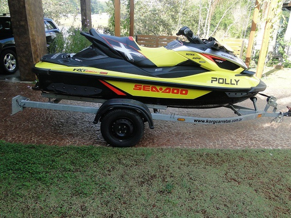 Jet Ski Sea Doo 260 Rxt As/rs