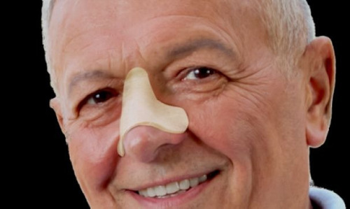 Protetor Nasal Para Uso De Máscara De Cpap/bipap