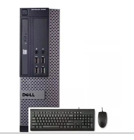 Computador Completo Dell Optiplex 9020 + Monitor Dell E1910c
