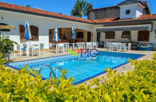 Imagem 1 de 30 de Casa Com 4 Dormitórios À Venda, 518 M² Por R$ 1.650.000,00 - Jardim Itaperi - Atibaia/sp - Ca0258