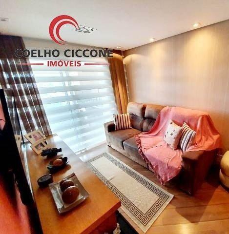 Imagem 1 de 8 de Apartamento A Venda Bairro Santa Paula - V-4419