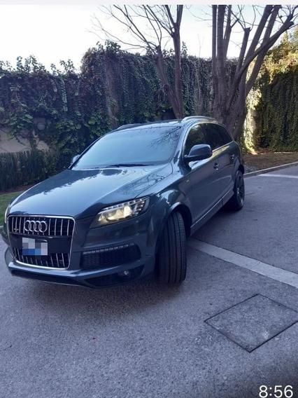 Audi Q7 2013 Quatttro S Line
