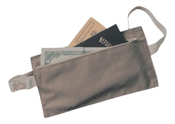 Portavalores - Cinturón Simple, Bajo La Ropa, Lemi Equipajes