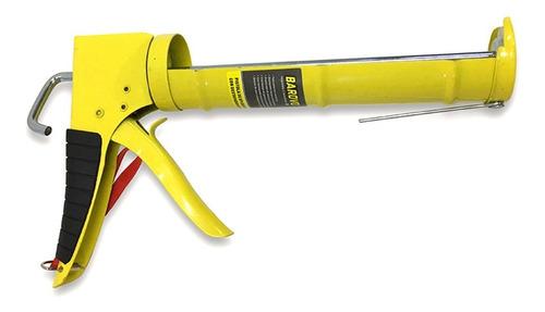 Pistola Aplicación Silicona 9'' Barovo Destapador Aplicadora