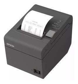 Impressora Térmica Cupom Não Fiscal Epson Tm T20 Usb
