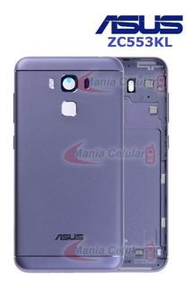 Display Lcd + Carcaça Botões Asus Zenfone 3 Max Zc553kl