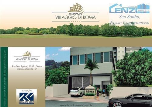Imagem 1 de 17 de Apartamentos À Venda  Em Bragança Paulista/sp - Compre O Seu Apartamentos Aqui! - 1324602