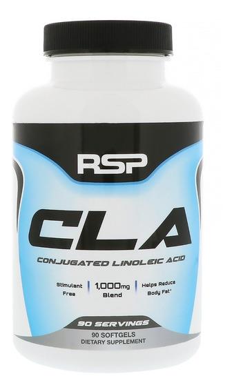 Cla Rsp Nutrition 90 Softgels