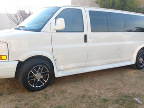 Chevrolet Express Bello Van Larga