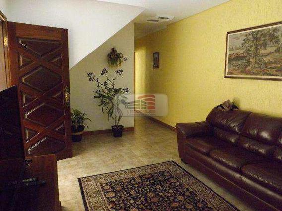 Sobrado Com 3 Dorms, Jordanópolis, São Bernardo Do Campo - R$ 530 Mil, Cod: 82 - V82
