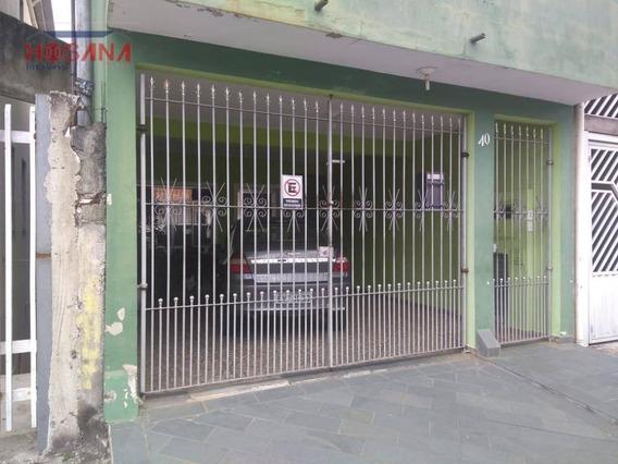 Casa Com 1 Dormitório Para Alugar Por R$ 550/mês - Laranjeiras - Caieiras/sp - Ca0671