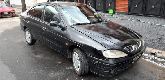 Renault Megane Rn Td Tri Aa F2 2001$64900ycuotas