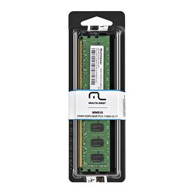 Memória Ram Multilaser Ddr3 8gb Mm810