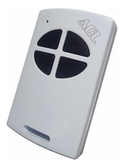 Kit 12 Controle Remoto Agl Para Alarme Portão Eletrônico 433